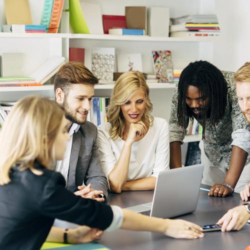 HR management consultation meeting